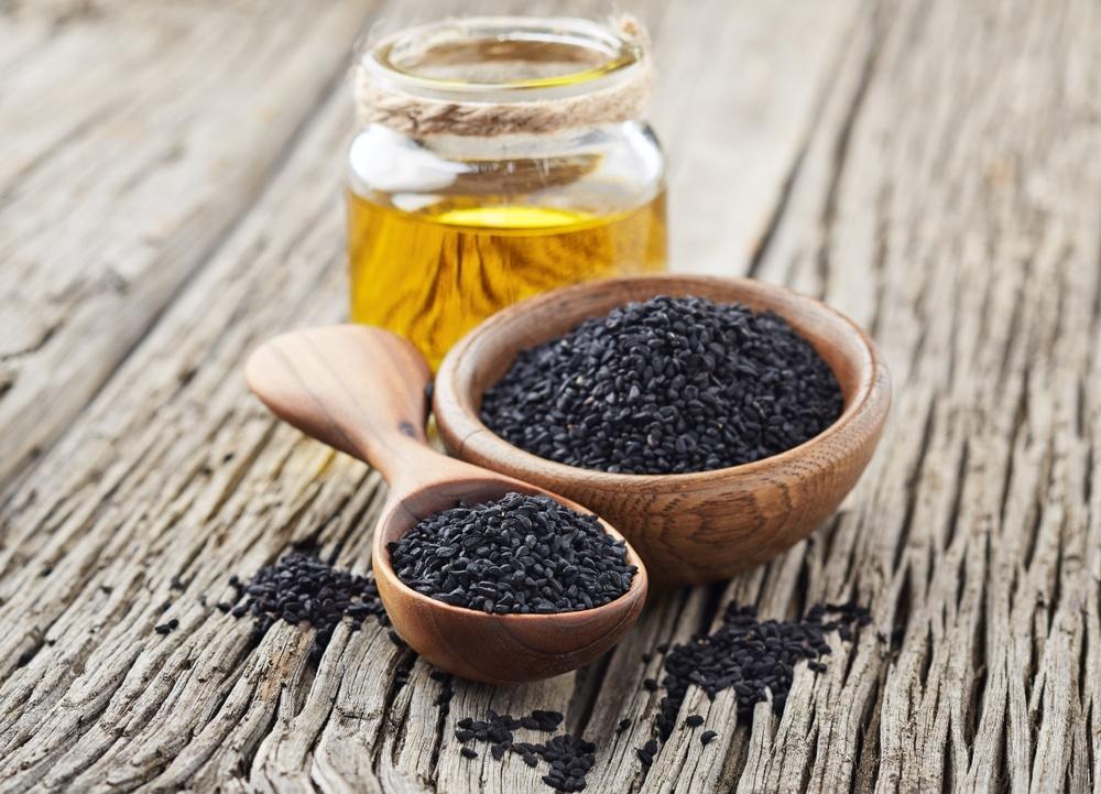 photo of Black seeds oil nigella sativa