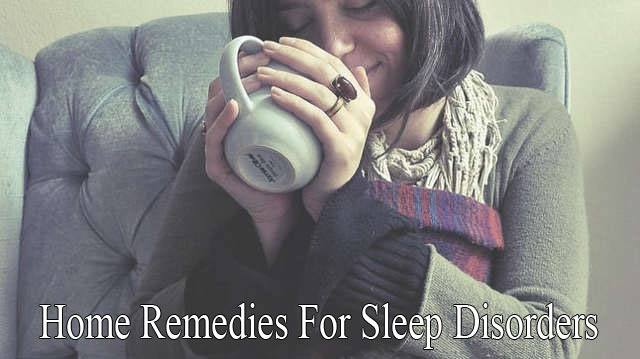 remedies for sleep disorders