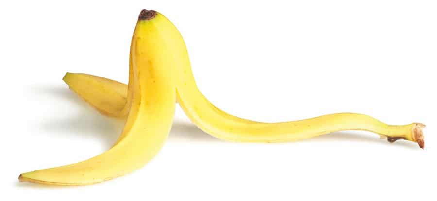 banana peel for teeth whitening