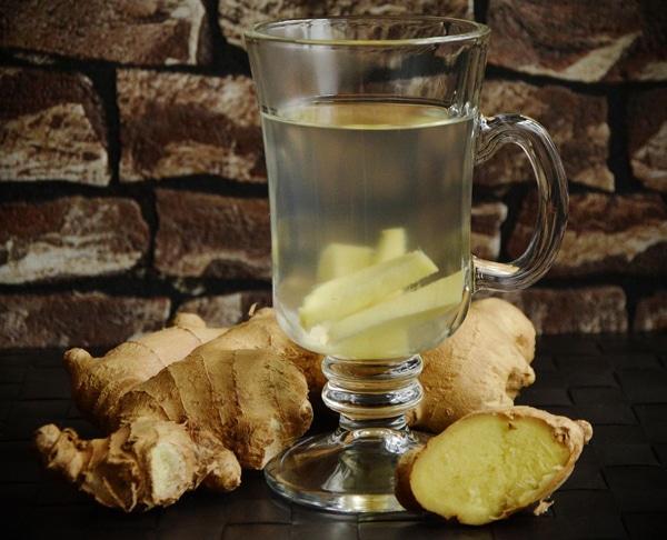 ginger tea for indigestion