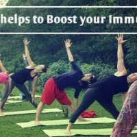 How yoga helps to boost your immune system