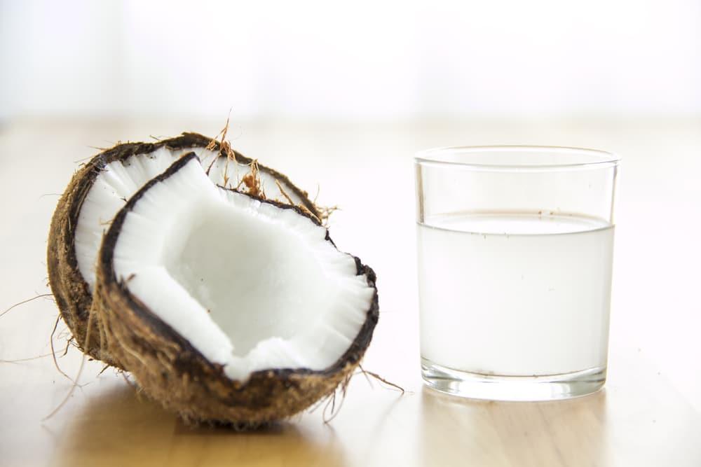 Coconut water helps in lowering high blood pressure